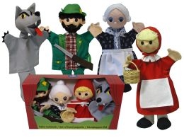 Красная шапочка комплект перчаточные куклы