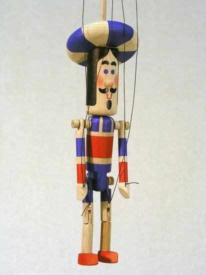 Куклы марионетки своими руками из дерева 61