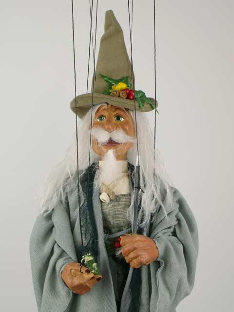 Волшебник Рэй декоративная марионетка