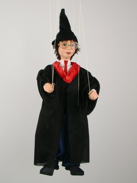 Волшебник Поттер декоративная марионетка