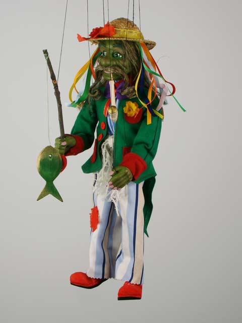 Водяной Вольдемар декоративная марионетка