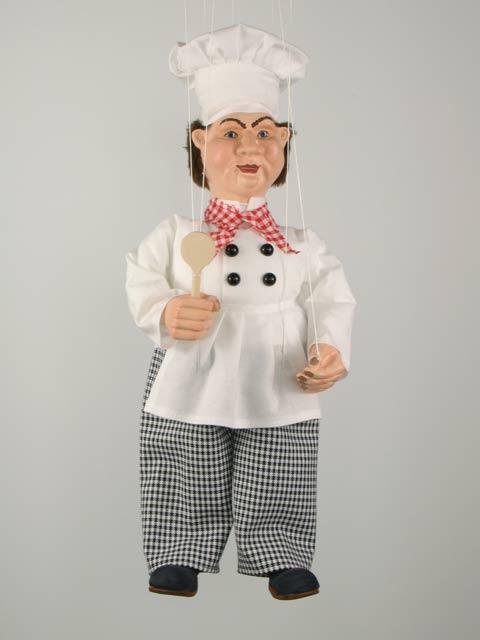 Повар Дюкасс декоративная марионетка
