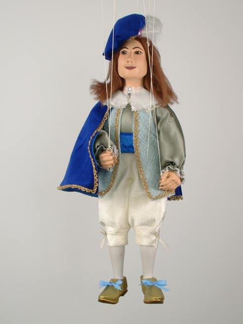Принц Вилли декоративная марионетка