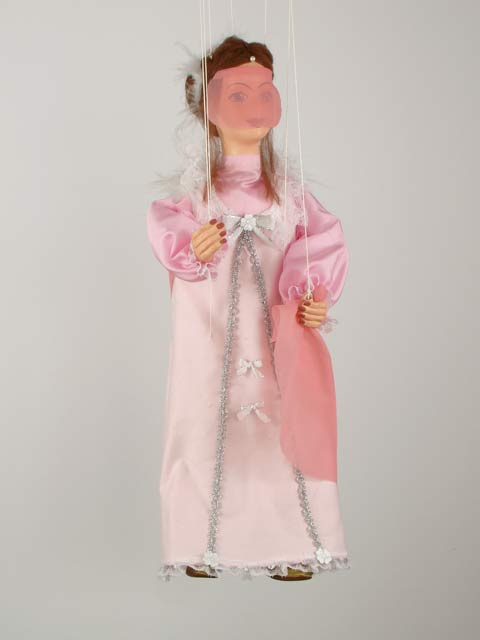 Золушка принцесса декоративная марионетка