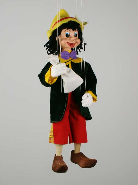 Буратино ,  декоративная марионетка