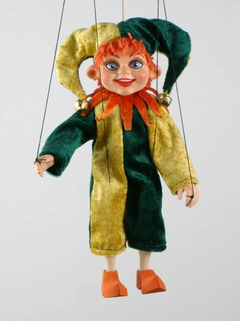 Петрушка ,  оригинальная марионетка
