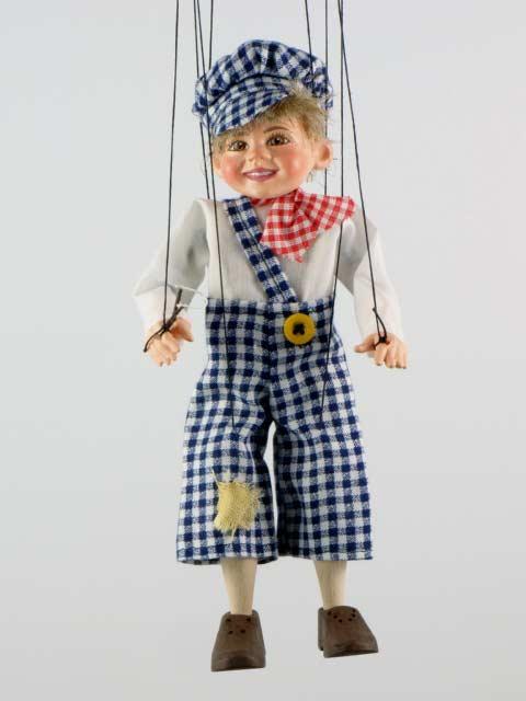 Мальчишка Том оригинальная марионетка