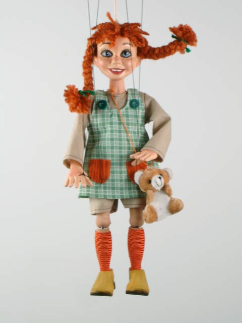 Пеппи Виктуалия оригинальная марионетка