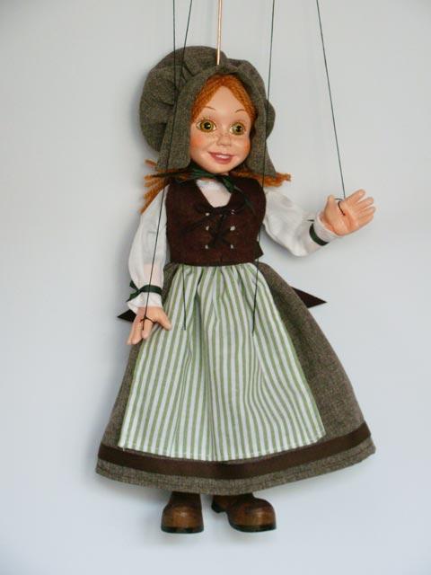 Доротка ,  оригинальная марионетка