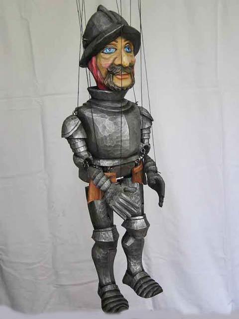 Рыцарь Ламорак марионетка