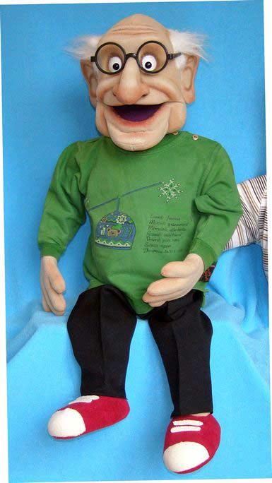 Антон кукла чревовещателя
