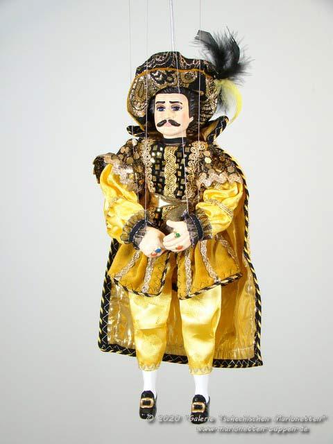 Принц Гарри декоративная марионетка