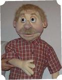 Ильяс кукла чревовещателя
