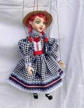 Мэри ,  декоративная марионетка