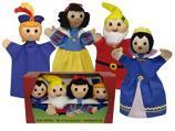 Снегурочка , перчаточные куклы