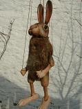 Заяц Бонни марионетка