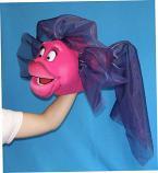 Рыбка Бриз кукла чревовещателя